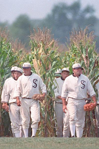 CORRECTION White Sox Yankees Field of Dreams Baseball
