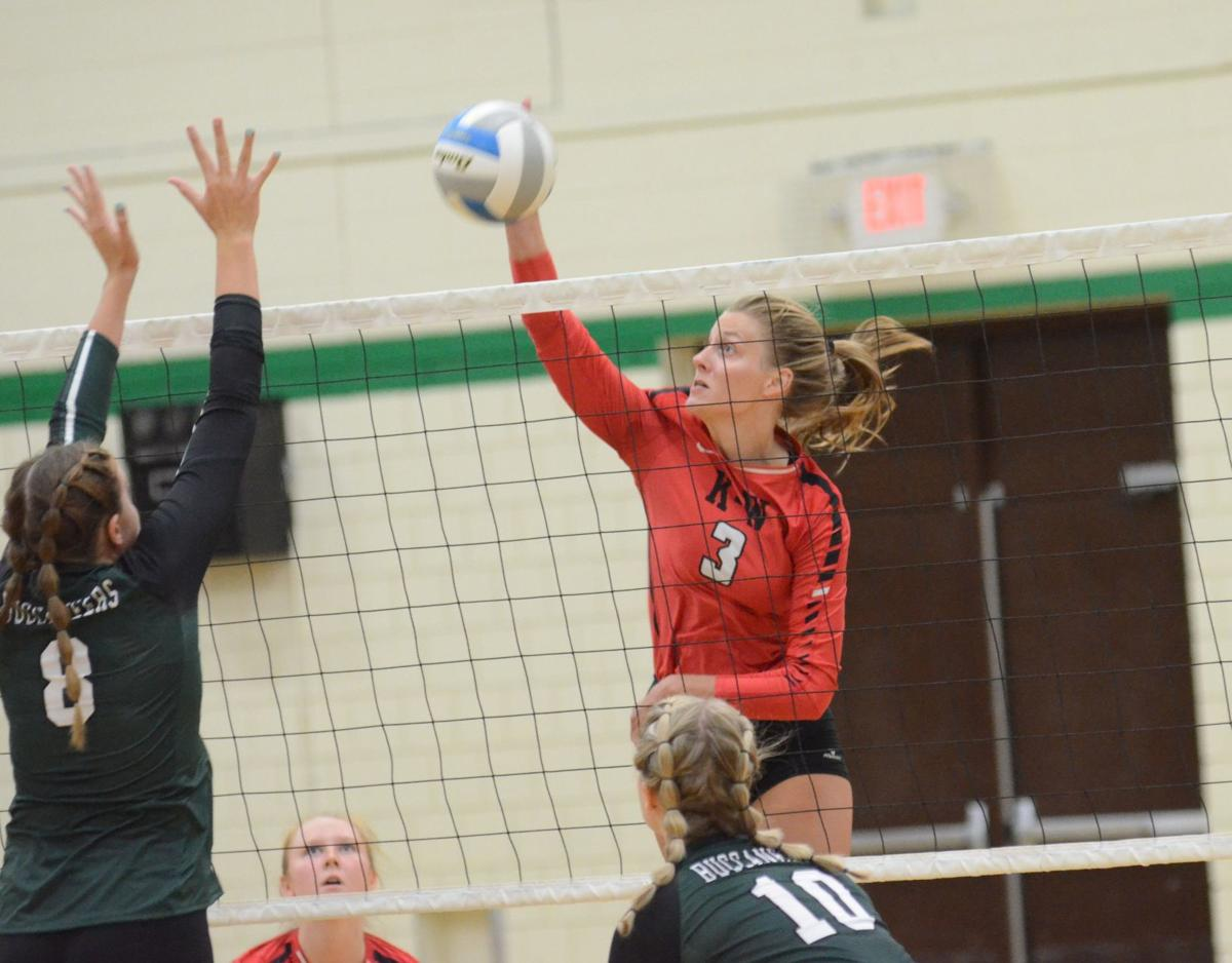 K-W volleyball looking for another gear as postseason approaches