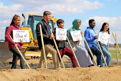 Owatonna community breaks ground on new high school