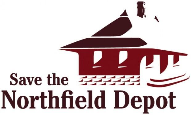 Save the Northfield Depot logo