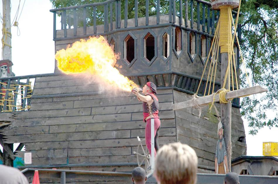 Pirate Festival coming to Owatonna in August