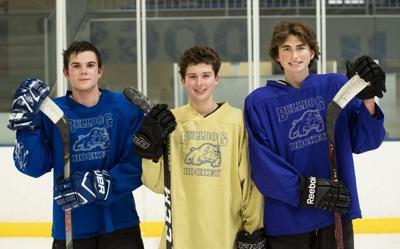 2019-20 Bulldog Boys Captains
