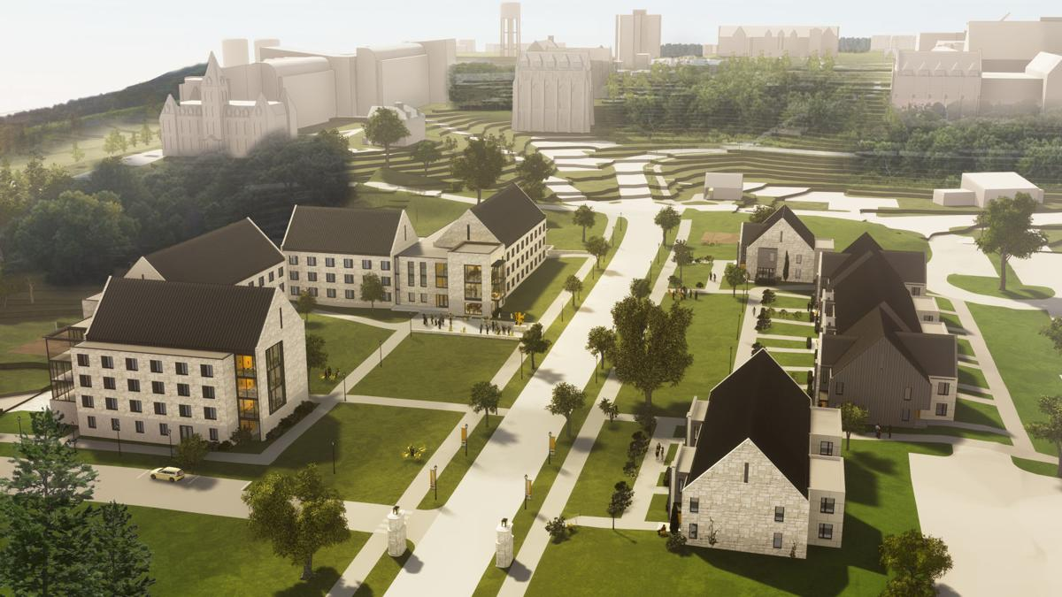 St. Olaf housing project to create new residence hall
