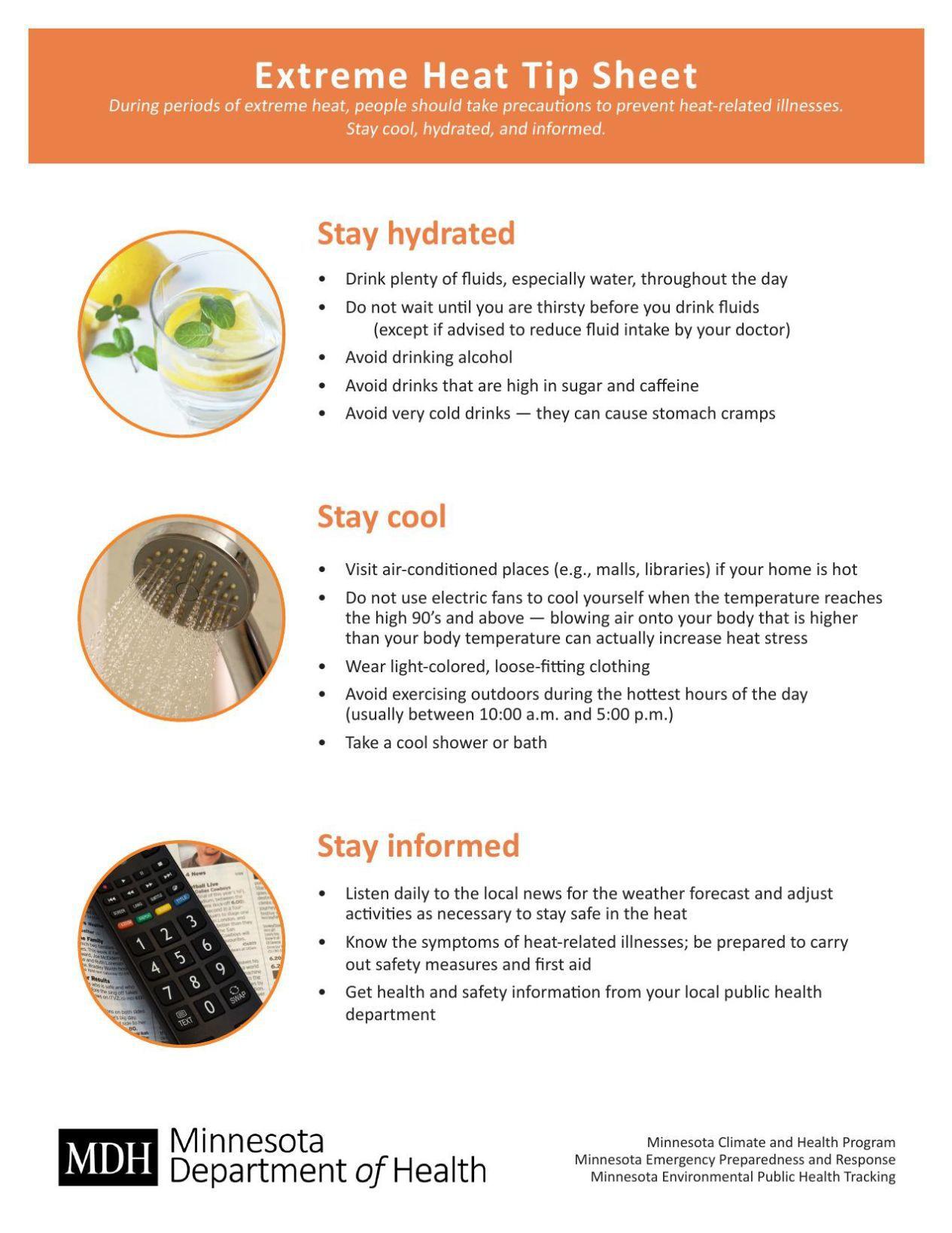 Heat Tips