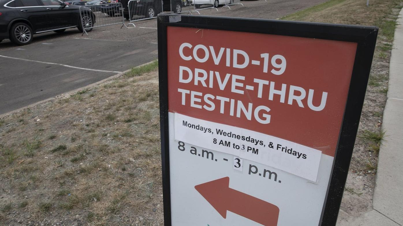 Latest on COVID-19 in MN: 13 more deaths, record hospitalizations