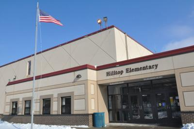 Hilltop Elementary School in Henderson