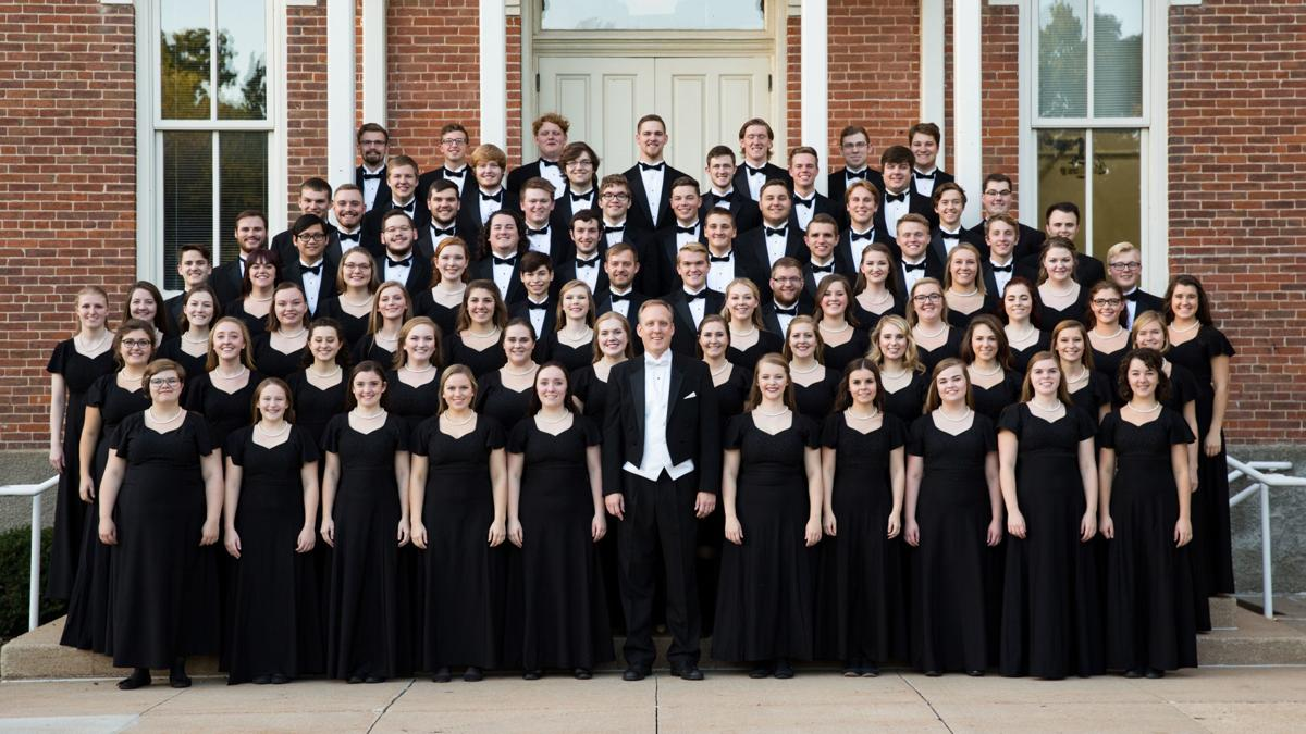 Wartburg, Shattuck-St. Mary's choirs join together in song for Saturday concert