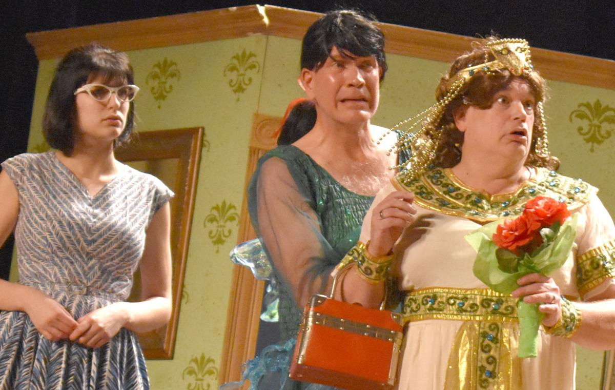"""GALLERY: Merlin Players presents fast-paced farce """"Leading Ladies"""""""