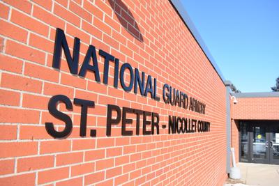 St. Peter National Guard Armory