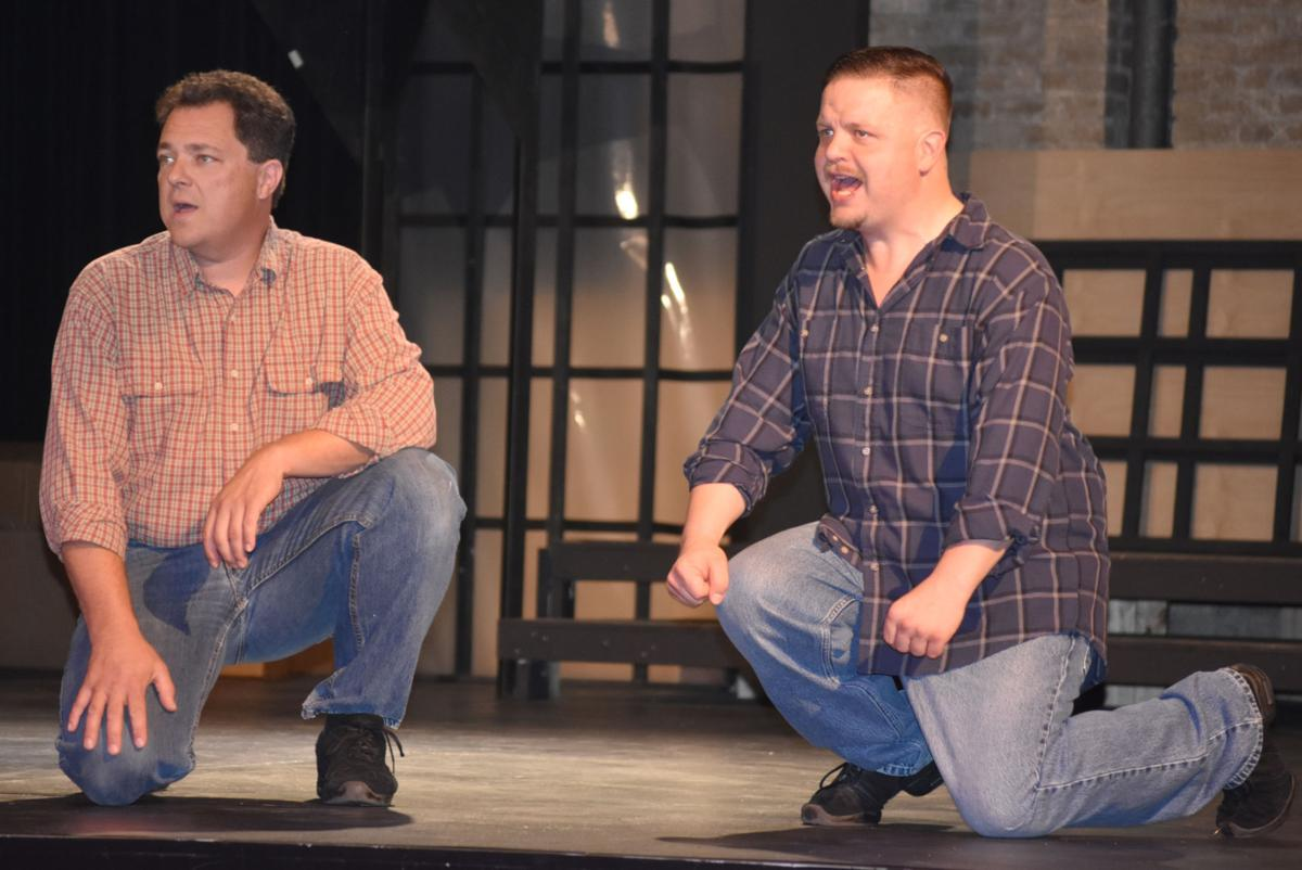Merlin Players show more than usual in 'The Full Monty'