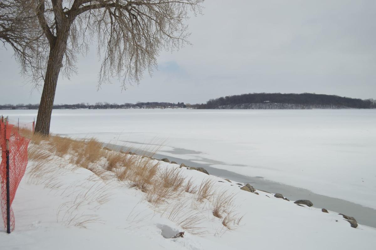 Waseca could reach 'ice out' record at Clear Lake as cleanup event approaches