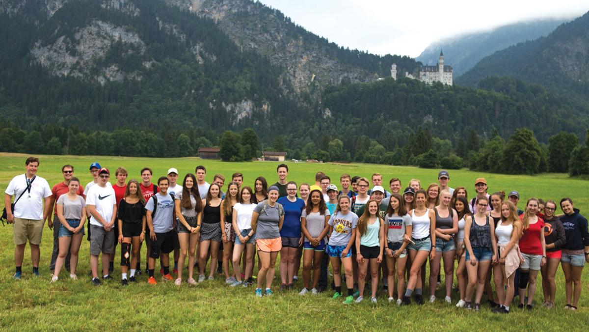 OHS students learn language, culture, and history during summer trip to Germany