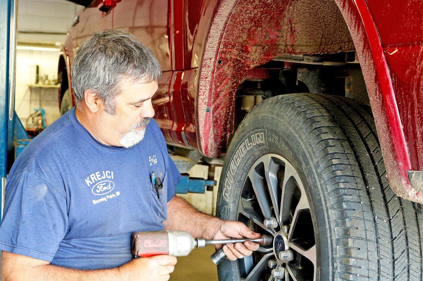 Jeff Moe, Krejci Ford