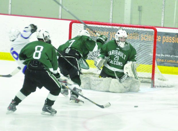 Rochester Lourdes ends Faribault boys hockey\'s season in overtime ...