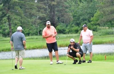 2018 Bruce Smith Golf Classic team