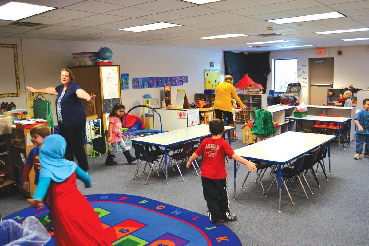 Too few children enrolled in preschool, according to KIDS COUNT data ...