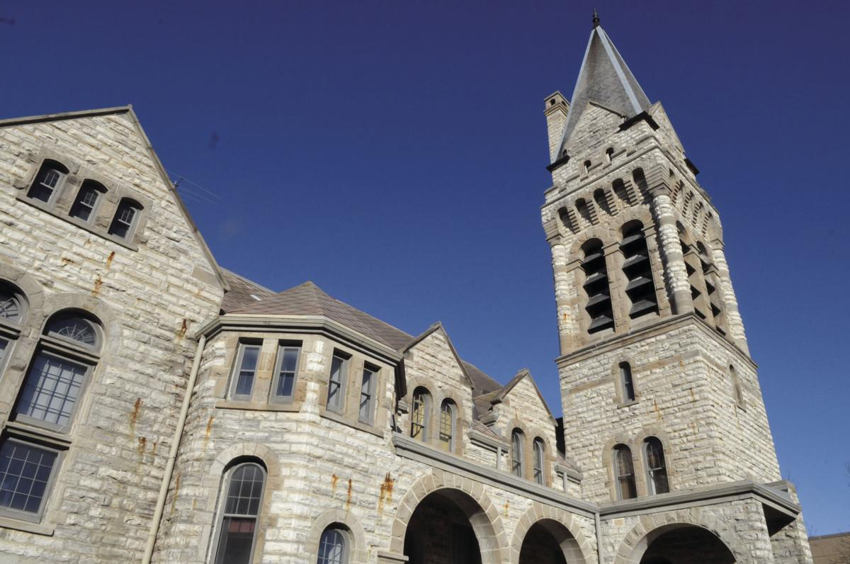 Allina again announces intent to demolish Johnston Hall