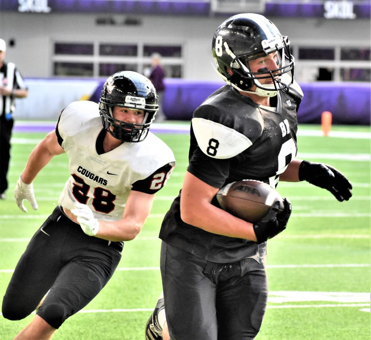BREAKING THROUGH: Awesome Blossoms clinch first ever berth in Prep Bowl with impressive 41-0 shutout of Ada-Borup