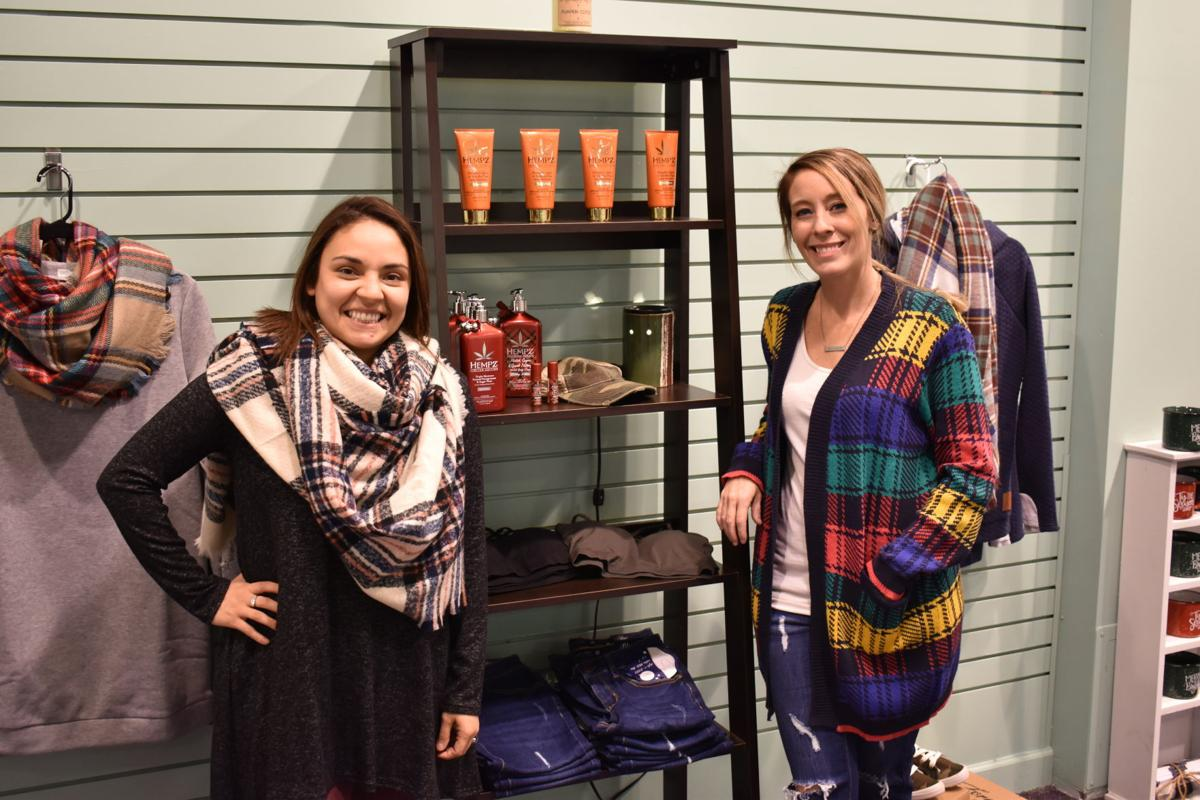 Coworkers and friends, two Faribaultians launch new boutique