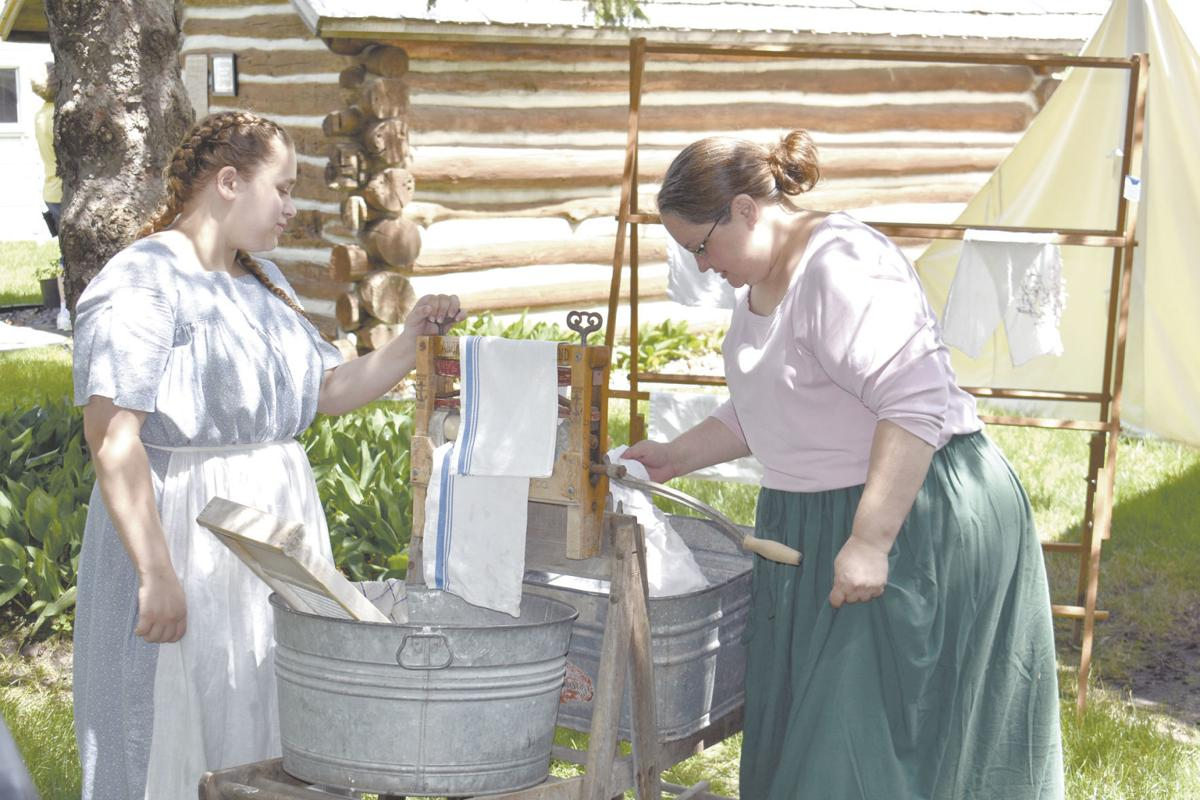 Extravaganza gives Village visitors a glimpse of history