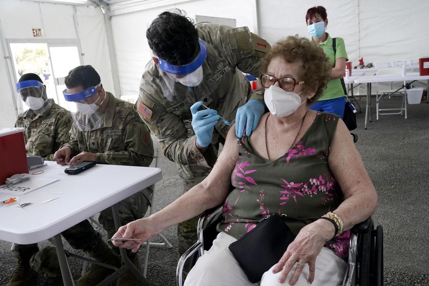 Virus Outbreak Forgotten Seniors