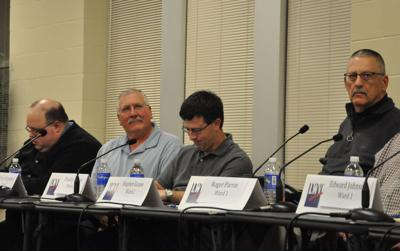 St. Peter candidate forums