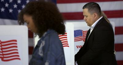 Hispanic voter