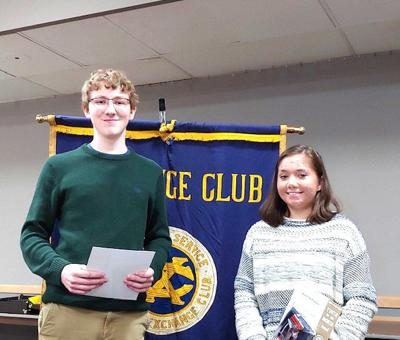 Exchange Club of Owatonna announces October students of the month