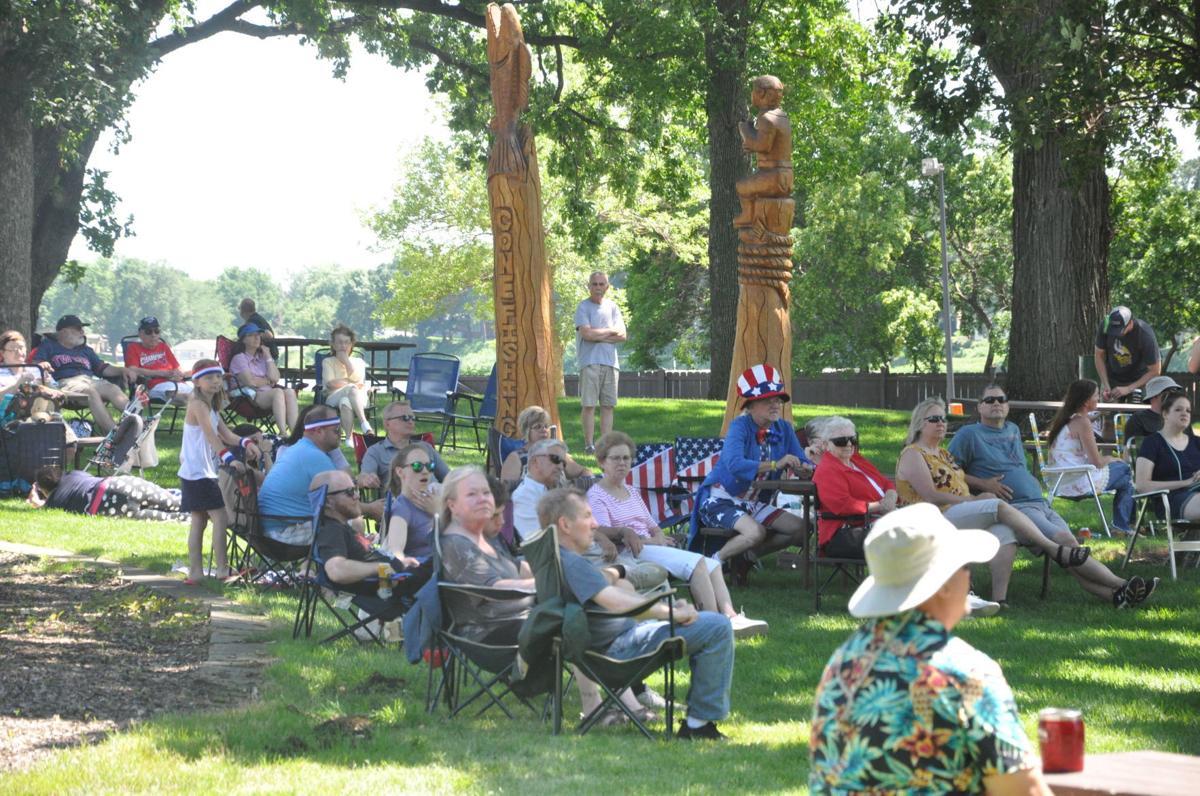 Lakefest Crowd