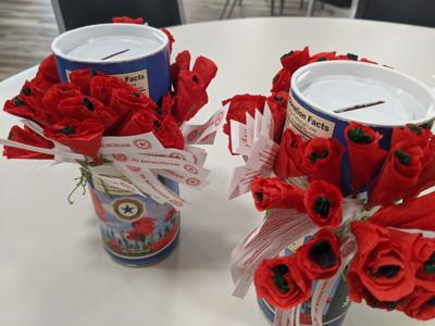 Poppy Cans