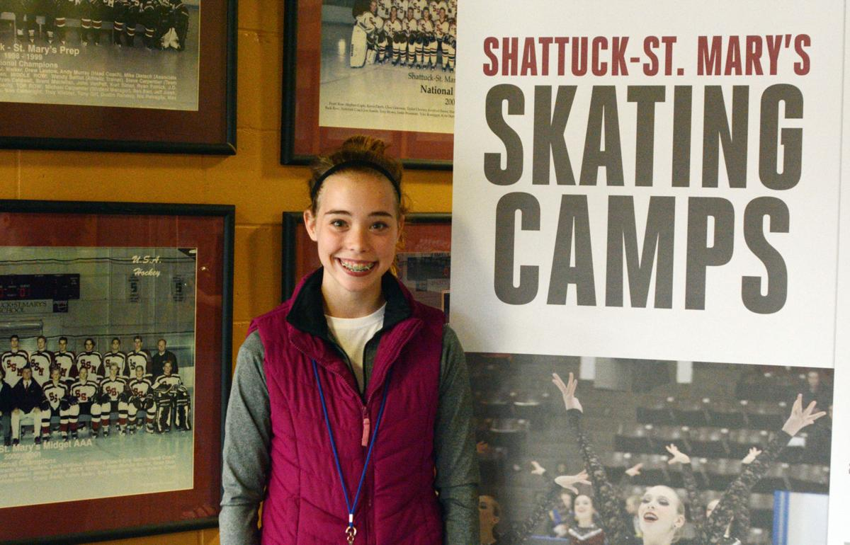 ssm figure skating camp essay prize winner alina mcintyre makes alina mcintyre 6 21