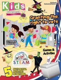 Kids Konnect September/ October 2020