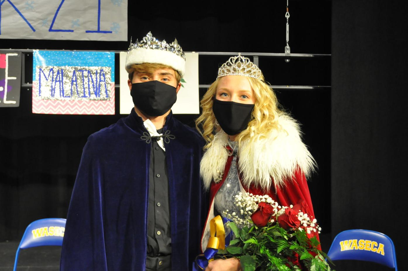 snow week king and queen
