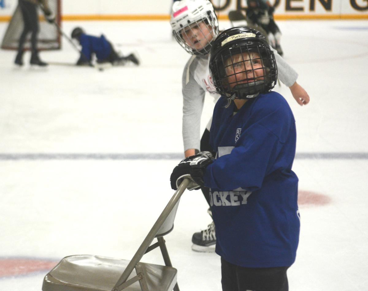 Young skaters 'Try Hockey for Free' with Bulldogs