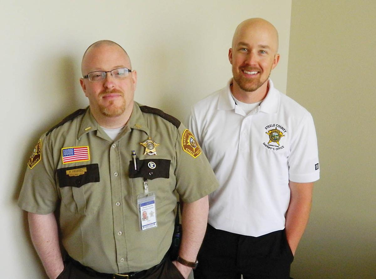 Steele county recognizes national correctional officers - Qualifications for compliance officer ...