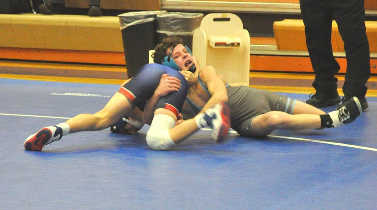 Titans wrestlers upset Watertown-Mayer in section tourney