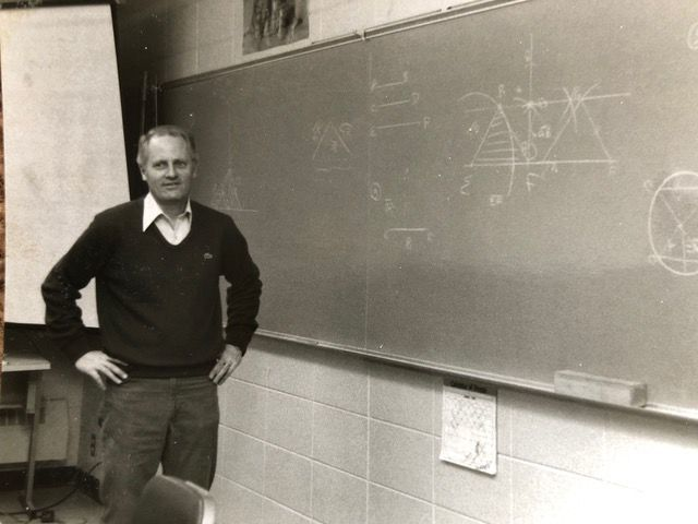 Ed teaching