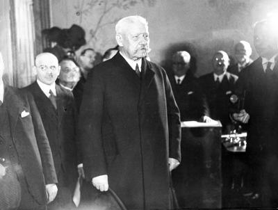 End Of German Democracy 1933