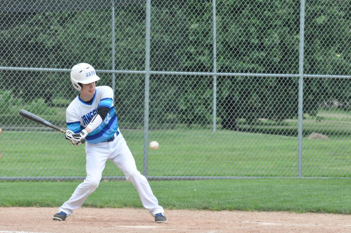 Jays drop second home game in two days to Waterville