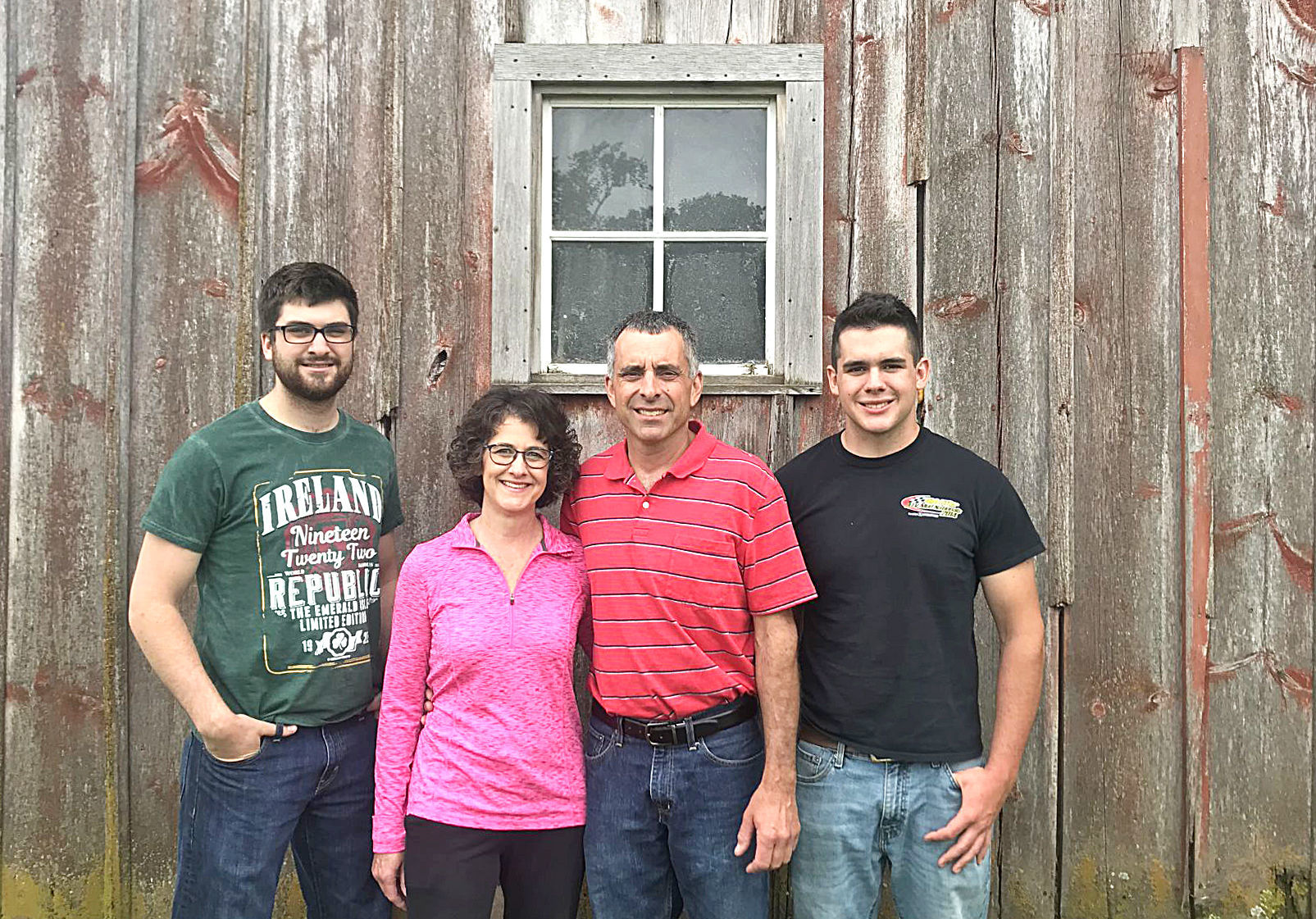 Uber involved LaCannes are Rice County's 2019 Farm Family of the Year