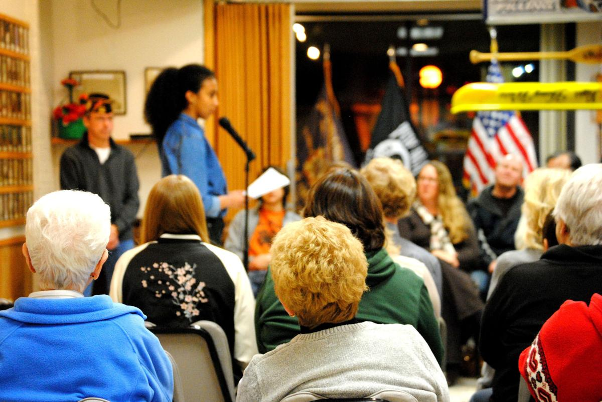 Northfield VFW Voice of Democracy contest