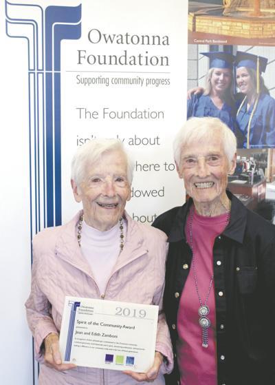 Zamboni sisters honored