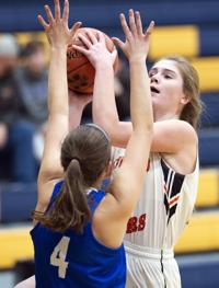 Clipper girls mired by turnovers, rebounding in loss to Loyola/Nicollet