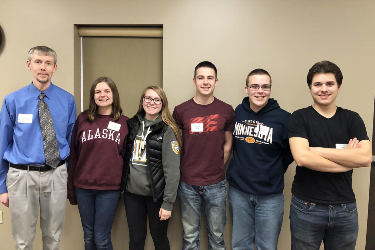 K-W Black Knowledge Bowl Team finishes season at sectionals