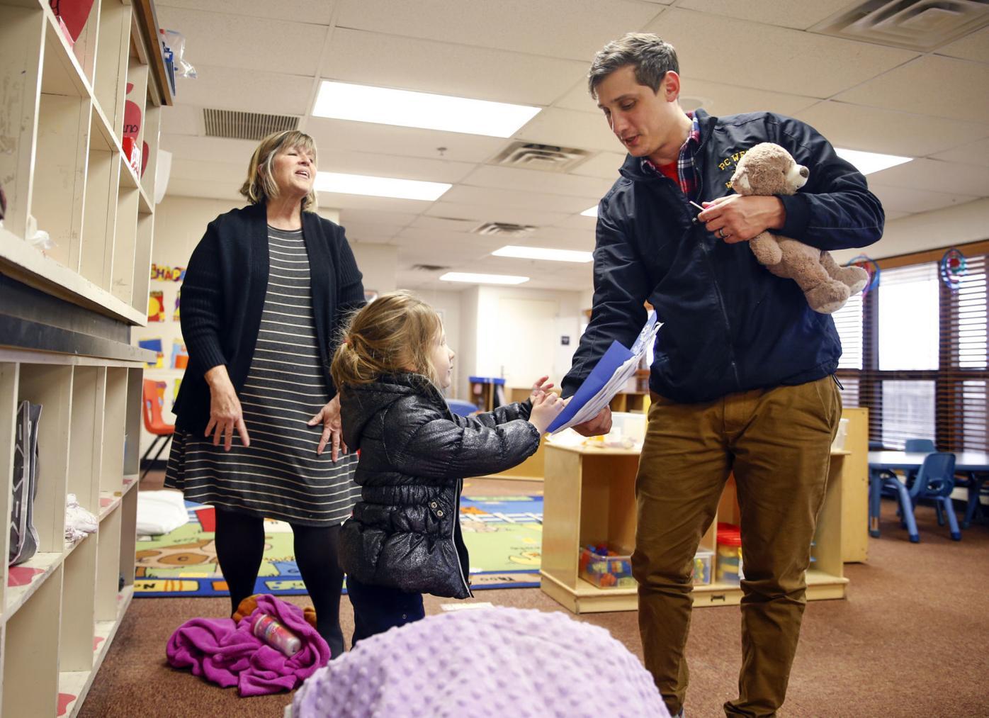Exchange School District Child Care