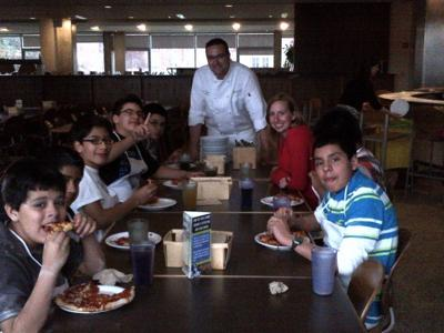 Firebellies and Young Northfield Chefs