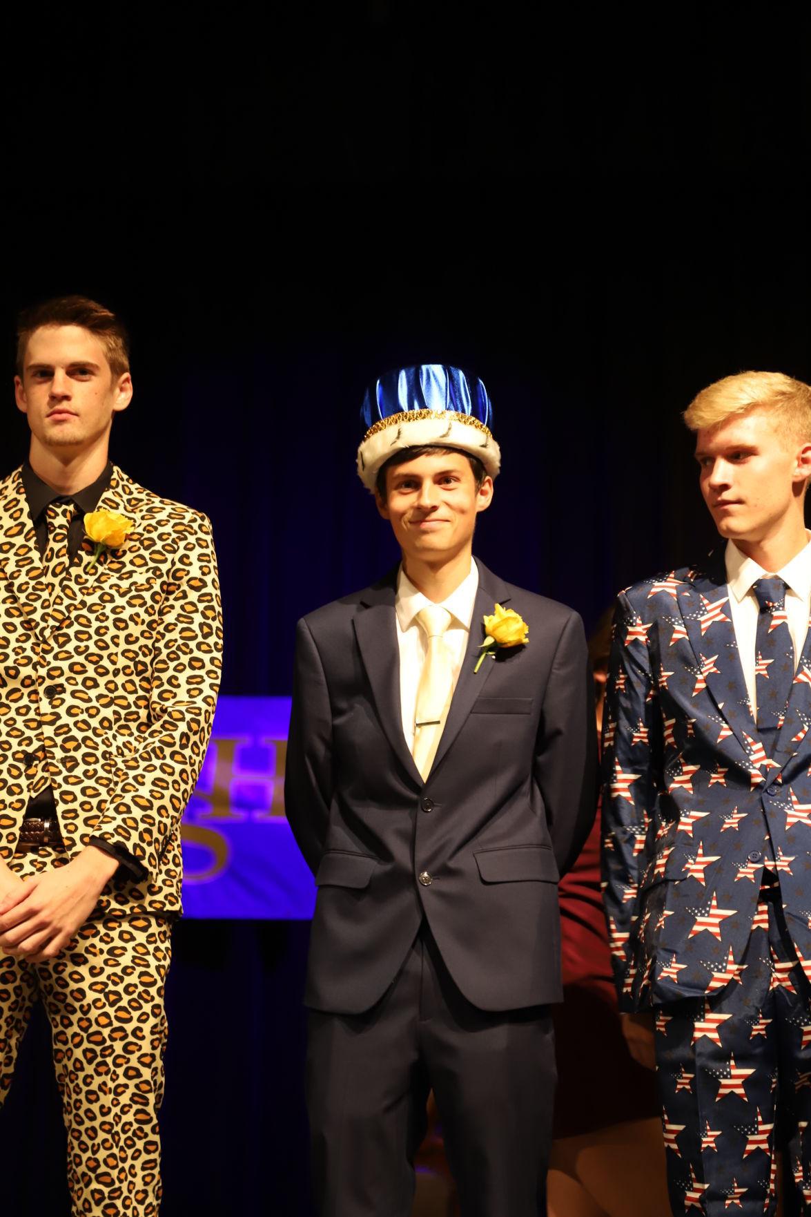 King Crowning