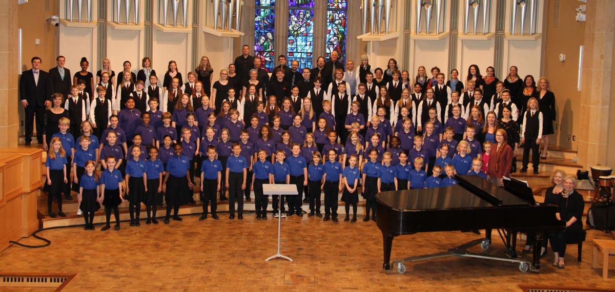 Northfield Youth Choirs train student singers, teach life skills
