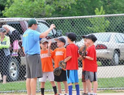 Faribault youth baseball camp