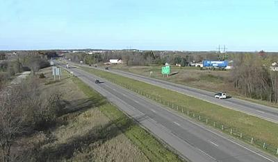 southbound I-35 concrete repairs